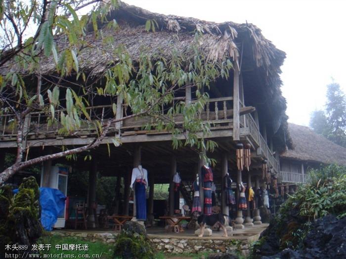 越南之旅 感受弯梁风采 高清图片