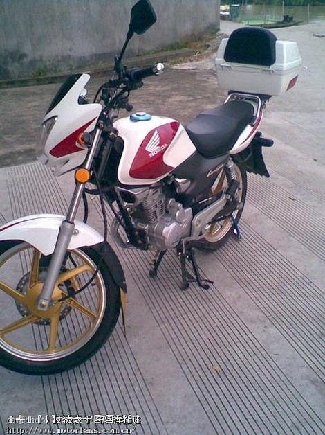 我也买了金锐箭! - 新大洲本田 - 摩托车论坛 - 中国