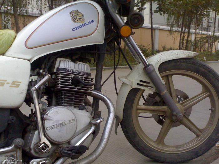 我的春兰虎 - 摩托车论坛 - 摩托车论坛 - 中国第一车
