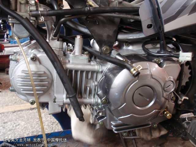 c8,经过努力,新换的发动机~ - 弯梁世界 - 雅马哈-车