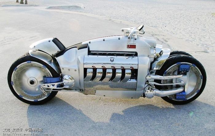 世界上最快摩托 战斧 美国道奇