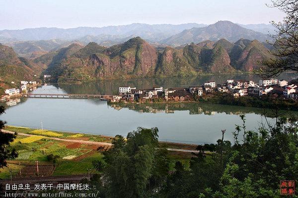 家门口的小桂林--溆浦思蒙