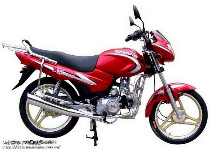 大阳摩托 印度本田和大阳摩托图片