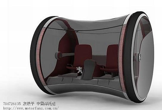 燃料电池将氢气转化成电能来驱动车辆的行驶