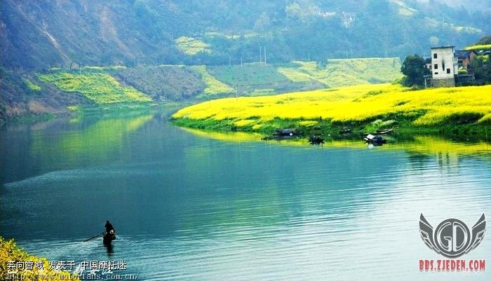 千岛湖黑白风景图片
