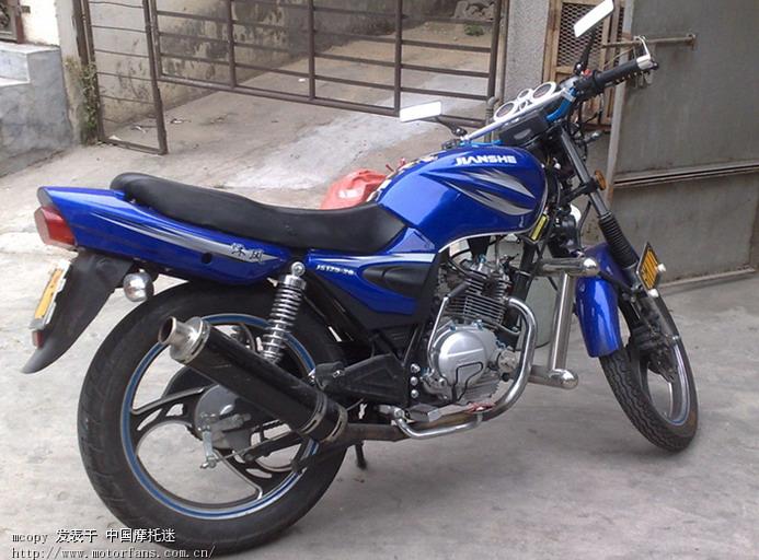 又一圆灯沐风 - 摩托车论坛 - 雅马哈-骑式车讨论专区
