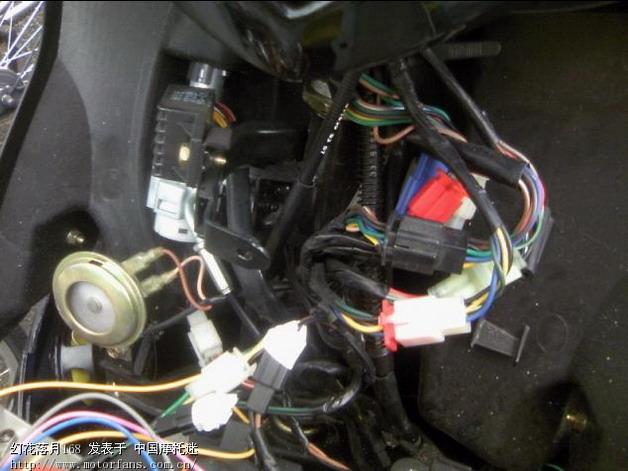 车防盗器安装方法_摩托车防盗器安装方法摩托车防盗器安装方法