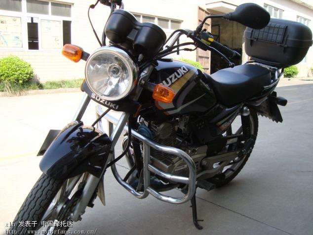 济南铃木摩托车专区 gt125
