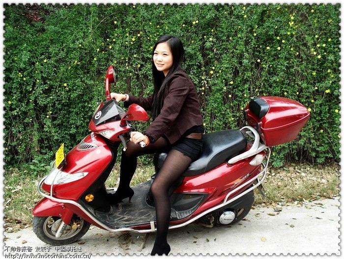遇美女 踏板论坛 摩托车论坛版