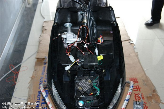车防盗器安装方法_您的GT125安装防盗器了吗欢迎投票摩托车