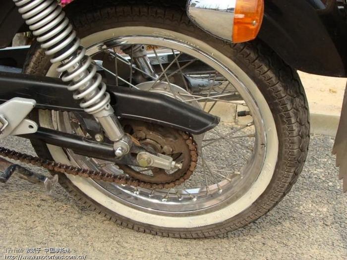 手绘轮胎 - 重庆摩友交流区 - 摩托车论坛 - 中国第一