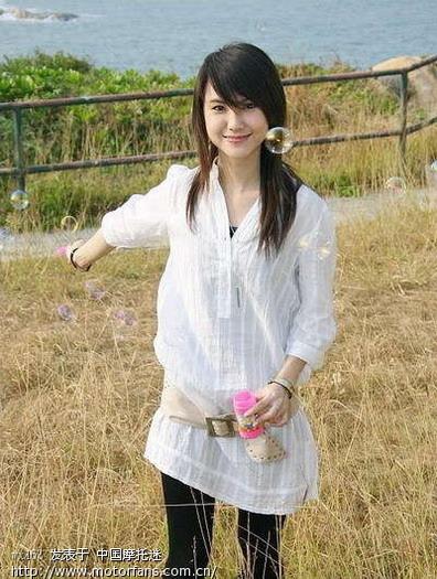 甜美可爱的漂亮女孩[12p]