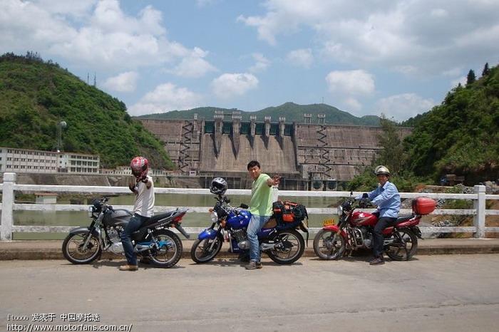 龙川枫树坝水库2009入夏第一游!(游泳的游哦)