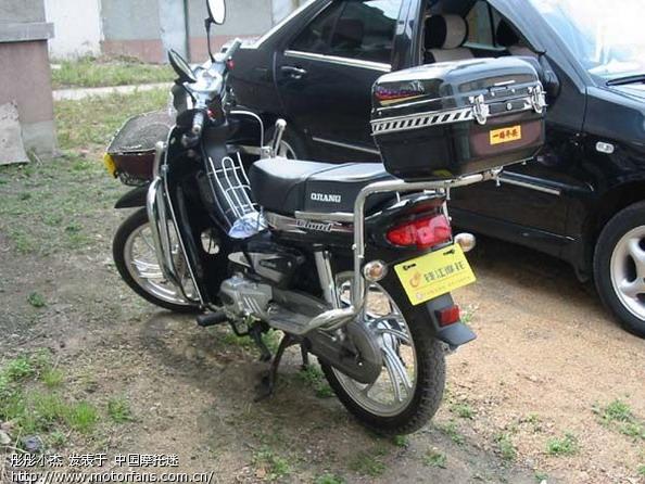 我的钱江100-4 - 弯梁世界 - 摩托车论坛 - 中国第一