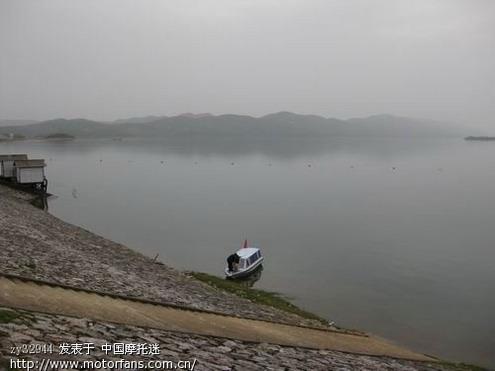 亚洲第一土坝水库全景