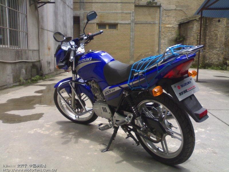轻骑铃木摩托车友相册 请勿灌水!