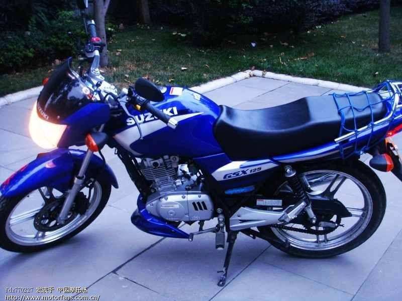 gsx125-3b - 济南铃木 - 摩托车论坛 - 中国第一摩托