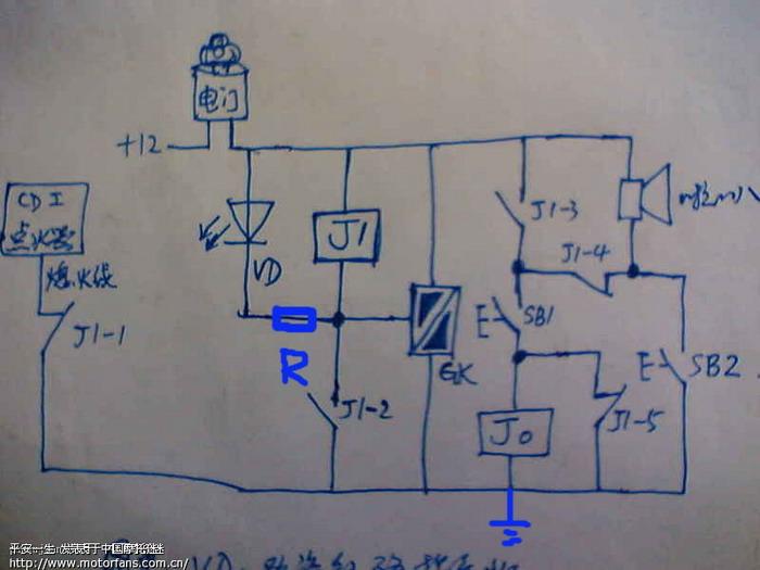 电路 电路图 电子 原理图 700_525