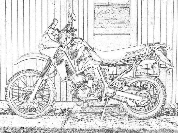 摩托车论坛 激情越野 03