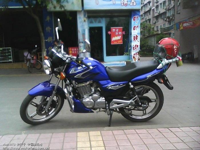 豪爵铃木摩托车专区 EN 3A