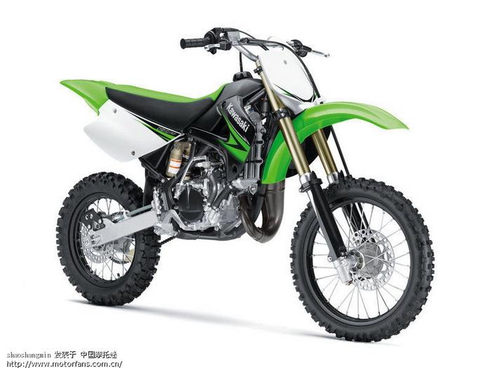Kawasaki发表2010款的越野赛车 - 摩托车论坛