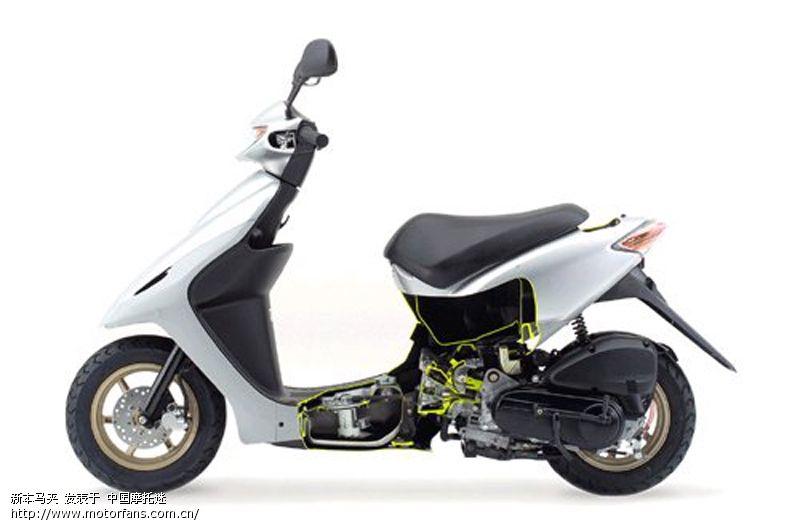 新大洲本田dio50踏板摩托车04年采用电喷装置2.jpg