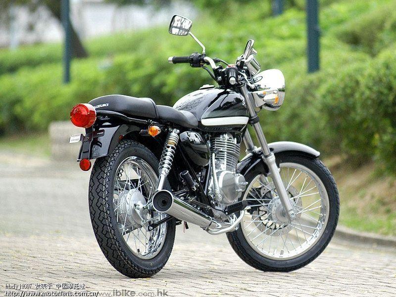 suzuki-tu250x - 摩托车论坛 - 摩托车论坛 - 中国