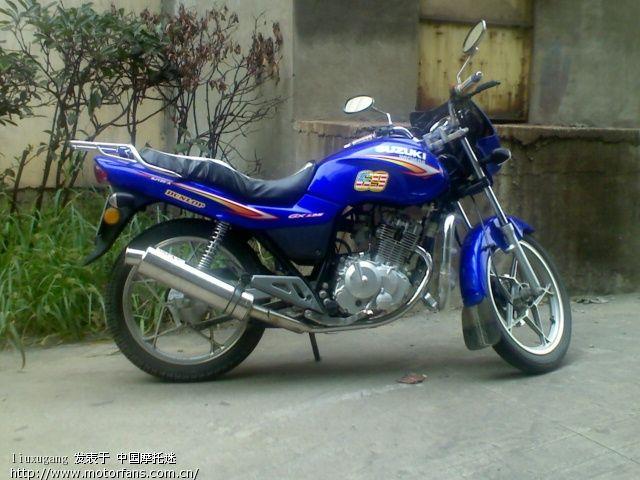 济南铃木摩托车专区 GT125 GX125 福帅125 新本金锐箭 豪爵125 7C