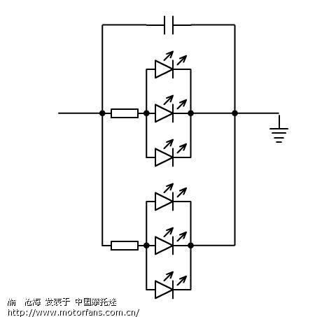 03 en-2a改装转向优先的双闪,和led仪表,效果展示.
