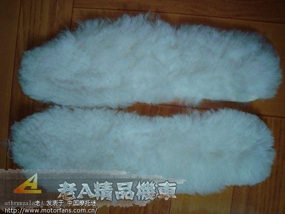 腿,CS头罩,骷髅面巾,羊毛羊皮鞋垫