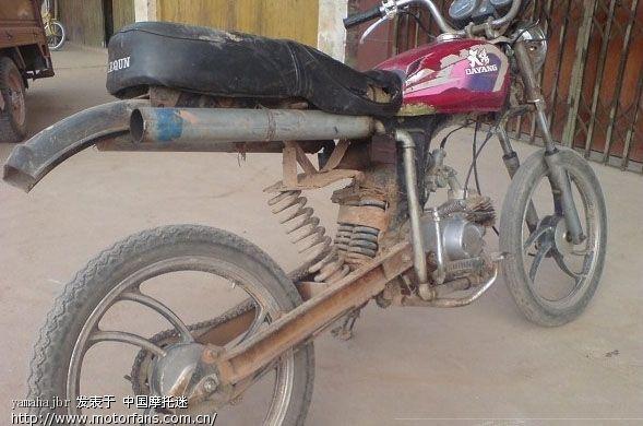 车改装图,越野摩托车改装特技架,越野摩托车改装 ...