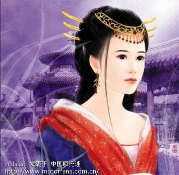 中国古代十大美女排名