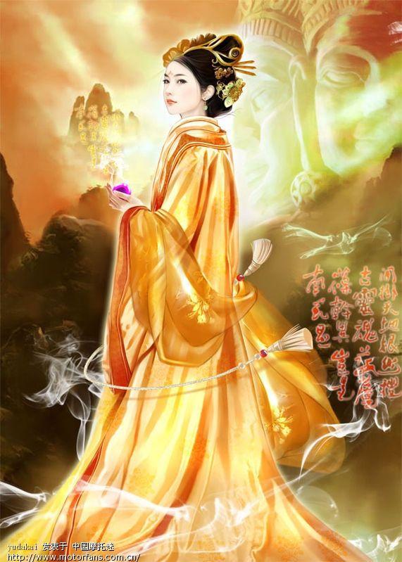 中国古代十大美女排名 摩托迷水吧