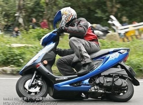 铃木什么踏板-豪爵铃木-踏板车讨论专区-摩托车论坛版