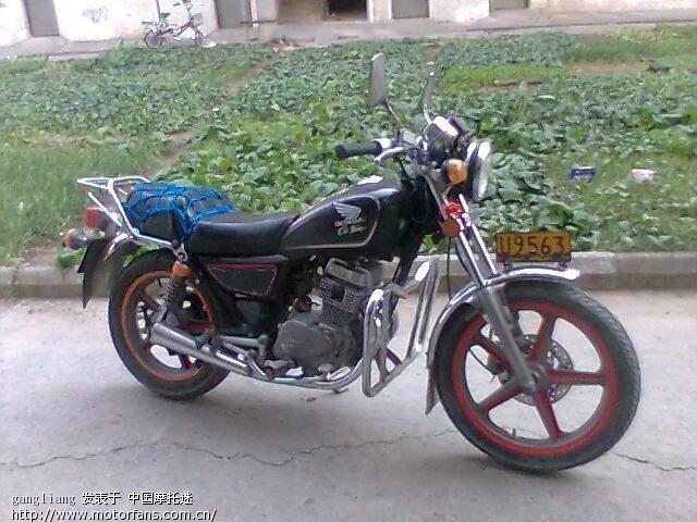 请问cm125 1百公里多少有油 - 维修改装 - 摩托车论坛