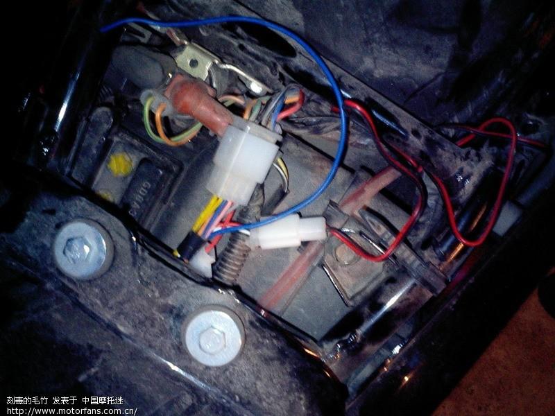 黑色钻豹安装防盗器 遥控器很好玩