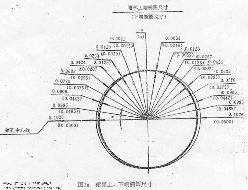 常见活塞裙部廓形结构.0-中国涂装设备网;