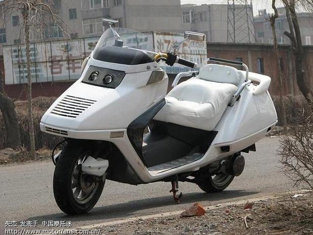 踏板摩托车交流电路图